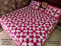 Sindhi ralli bed sheets best designs for sale, karachi