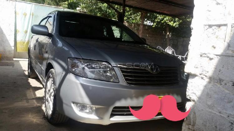 Toyota corolla x 1.3 2004