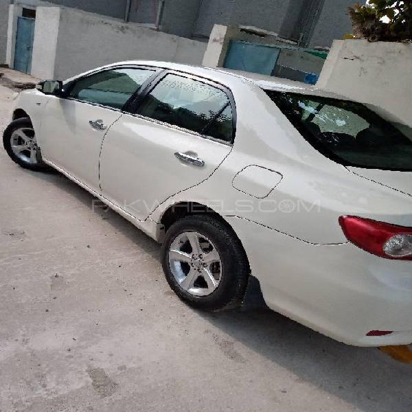 Toyota corolla xli vvti 2010