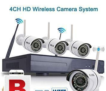 Wi-Fi CCTV Wireless Cam