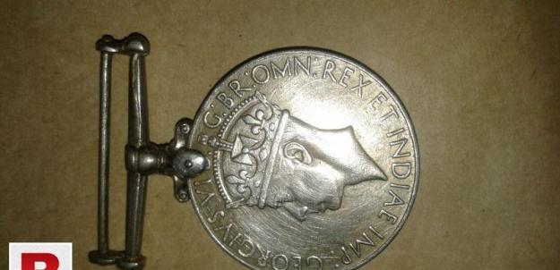 World war 2 medal
