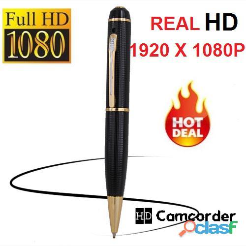 Hd 1080p pen camera 6 month warranty