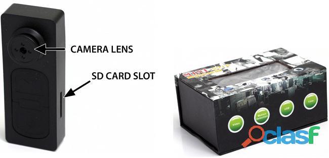 HD Button Camera new Model 2