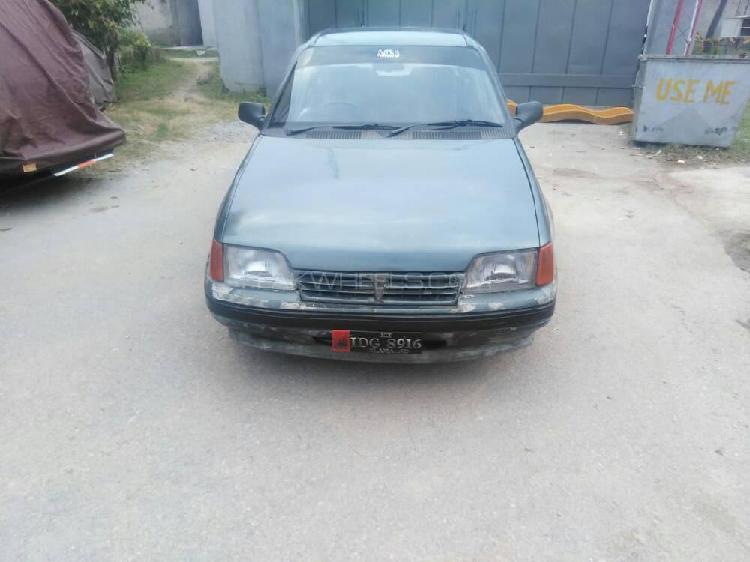 Daewoo racer base grade 1.5 1993