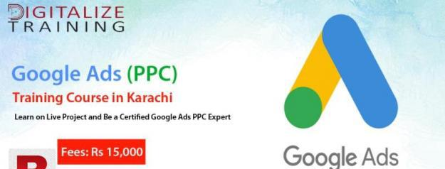 Google ads ppc training in karachi, pakistan – enroll now