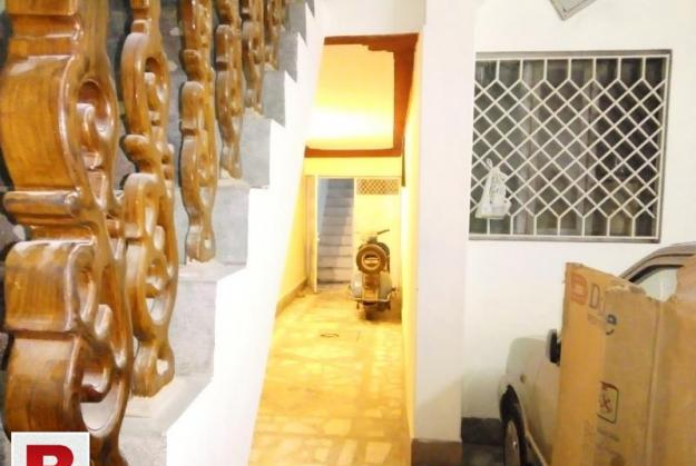 House (ground portion) for rent