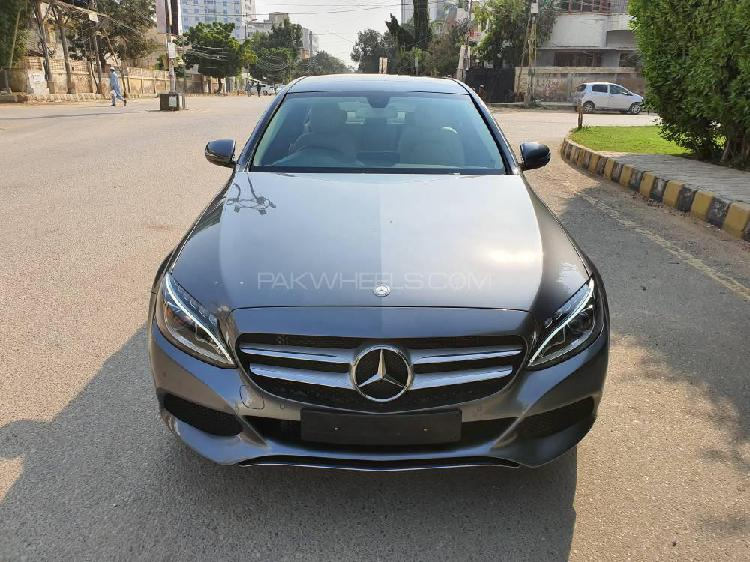 Mercedes benz c class c180 avantgarde 2017