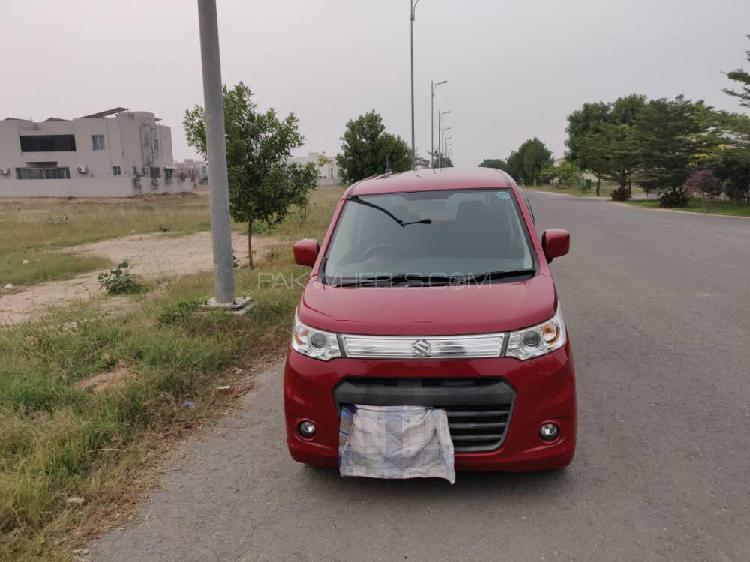 Suzuki wagon r stingray x 2013