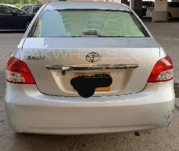Toyota belta x business a package 1.0 2012