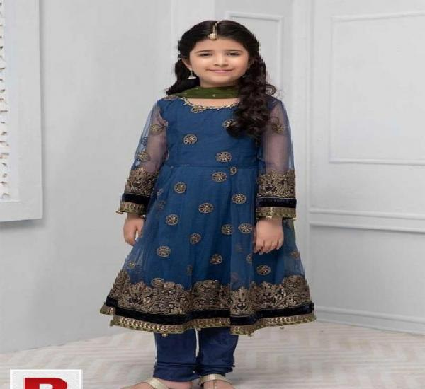 Childrens dresses for weddings pakistani by chindiwala