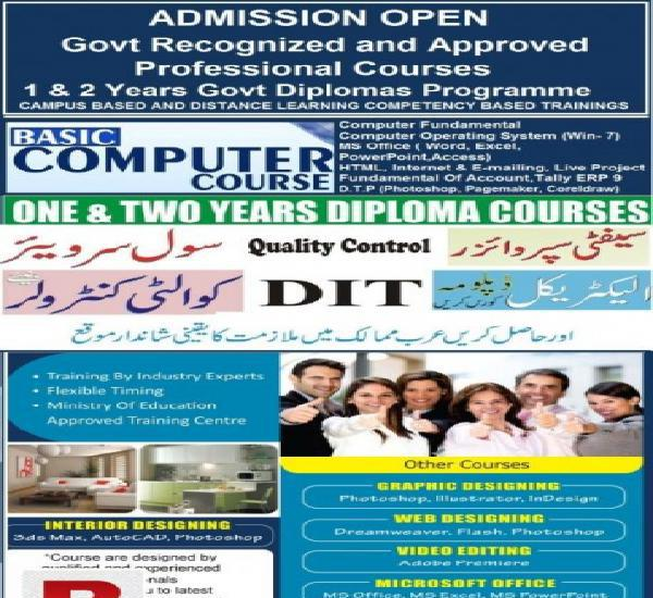 Auto Mechanical Engineering Diploma Course in Rawalpindi