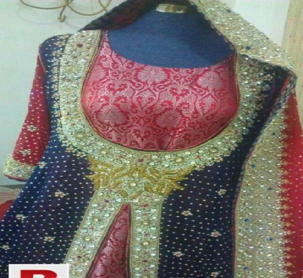 Bridal Maxi for Shaadi