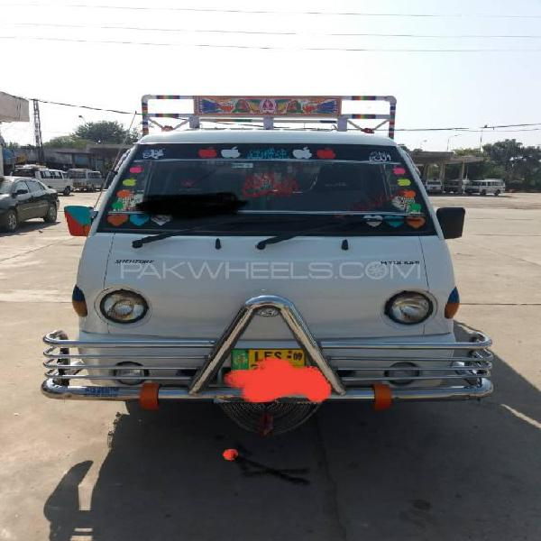 Hyundai shehzore pickup h-100 (with deck and side wall) 2009
