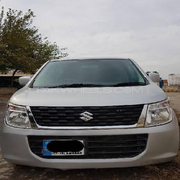 Suzuki wagon r fx 2016