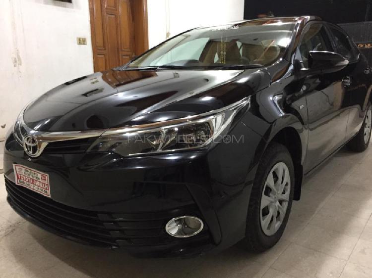 Toyota corolla xli automatic 2019