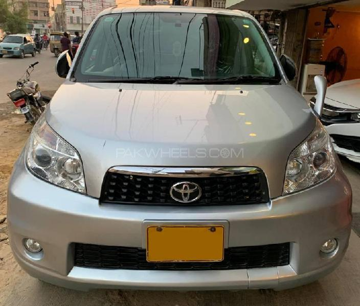 Toyota rush g l package 2008