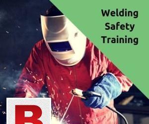 Welding & fabrication safety training program with