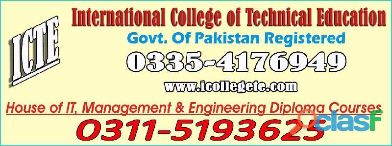 Autocad mechanical course in rawalpindi islamabad chakwal bannu jhelum attock