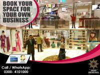 Commercial Shops For Sale In Gulberg Lahore.