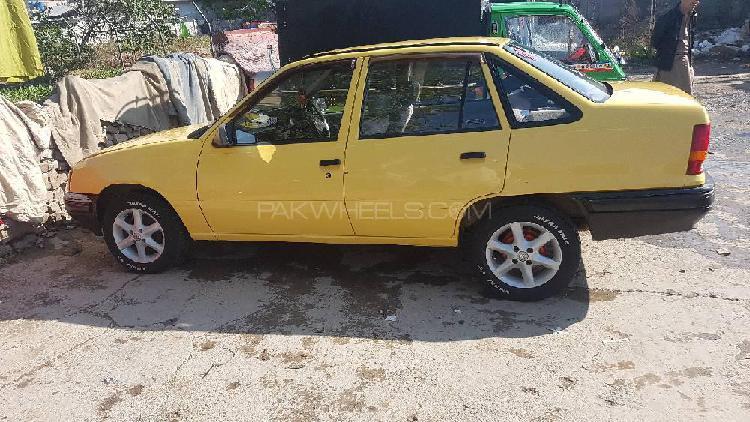 Daewoo racer base grade 1.5 1996