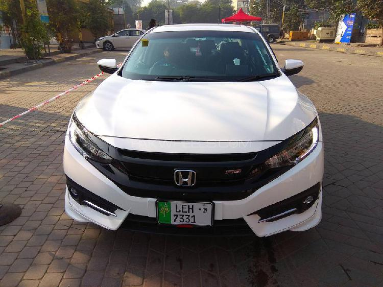 Honda Civic Turbo 1.5 VTEC CVT 2019