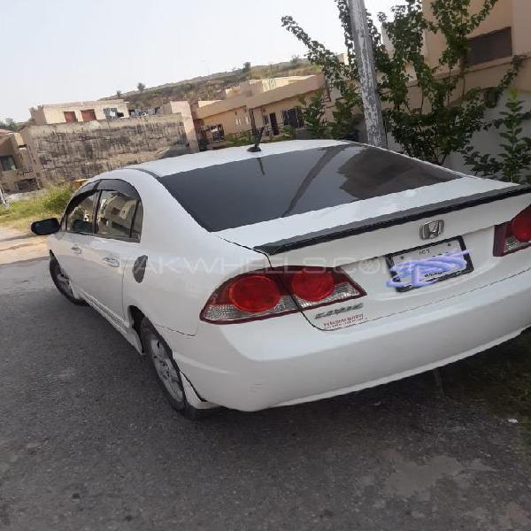Honda civic vti prosmatec 1.8 i-vtec 2010