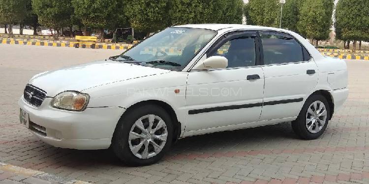 Suzuki baleno jxr 2004