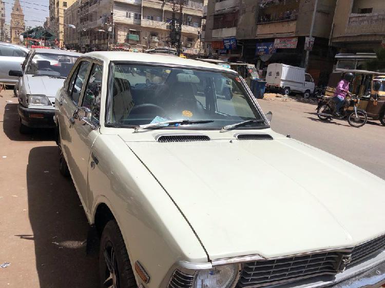 Toyota corolla g 1974