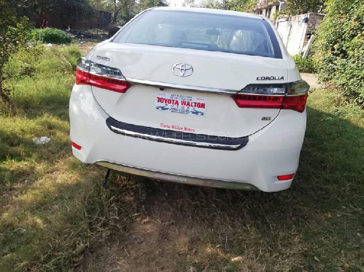 Toyota Corolla GLi 1.3 VVTi 2019