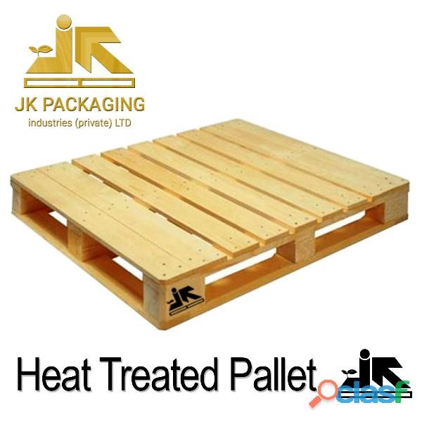 Heat treated pallet in pakistan