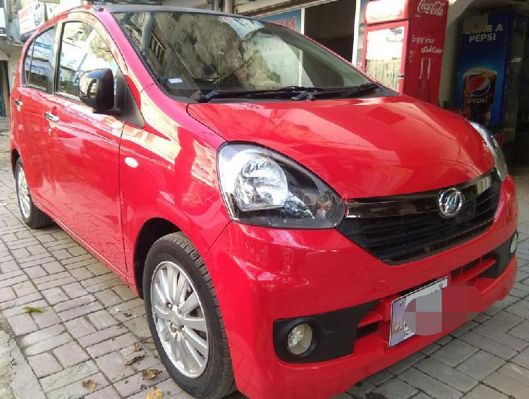 Daihatsu mira g smart drive package 2015