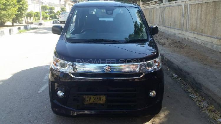 Suzuki wagon r stingray x 2015