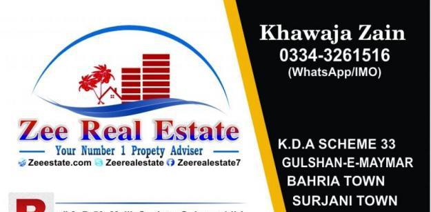 Zee real estate deal in scheme 33