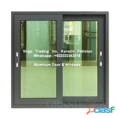 Aluminum Door & windows manufacturer...