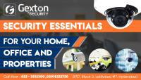 Gexton security camera monitoring system (cctv) service