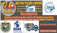 Local shifting transportation best way packers and movers,