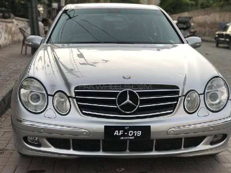 Mercedes benz e class e270 cdi 2005