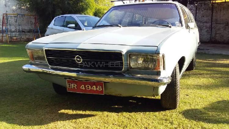 Opel rekord 1972