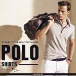Polo Shirts For Men, Karachi