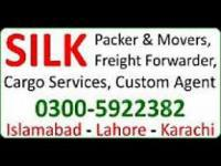 Silk house relocation & freight forwarding karachi islamabad