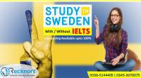 Study in sweden with or without ielts ! scholarship upto