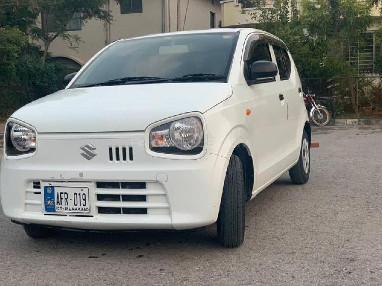 Suzuki alto f 2015