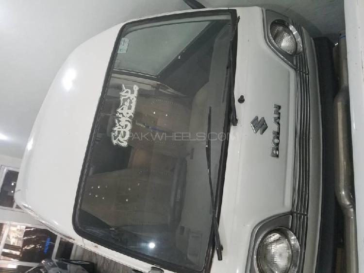 Suzuki bolan gl 2006