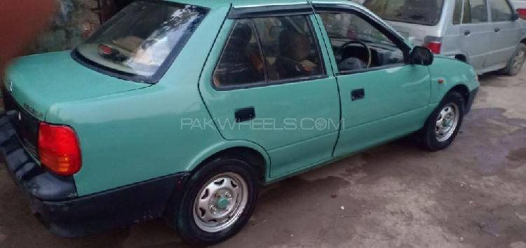 Suzuki margalla gl 1994