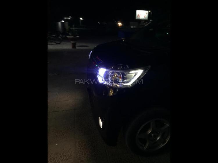 Suzuki wagon r stingray x 2015