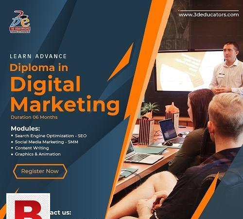 Learn complete advance diploma in digital marketing