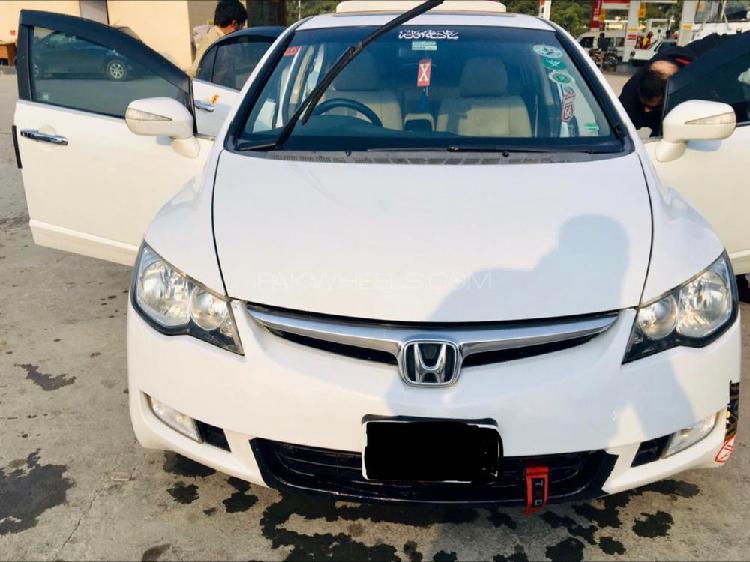 Honda civic vti oriel prosmatec 1.8 i-vtec 2007