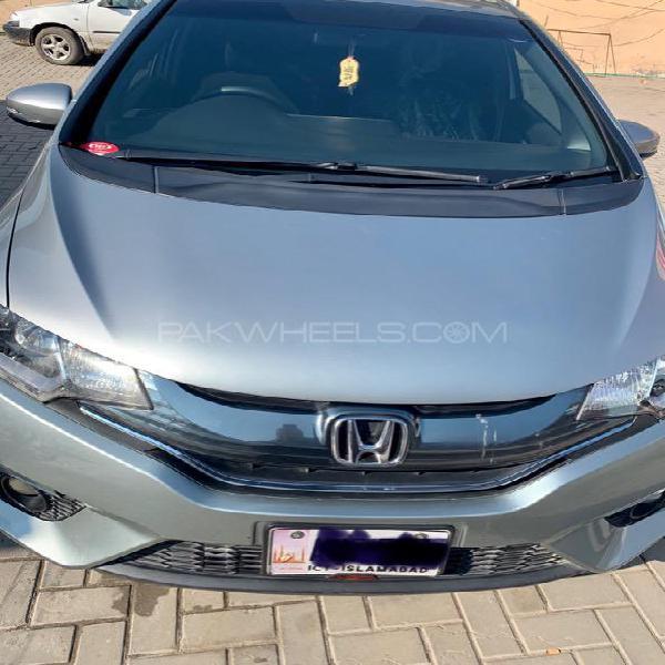 Honda fit rs 2014
