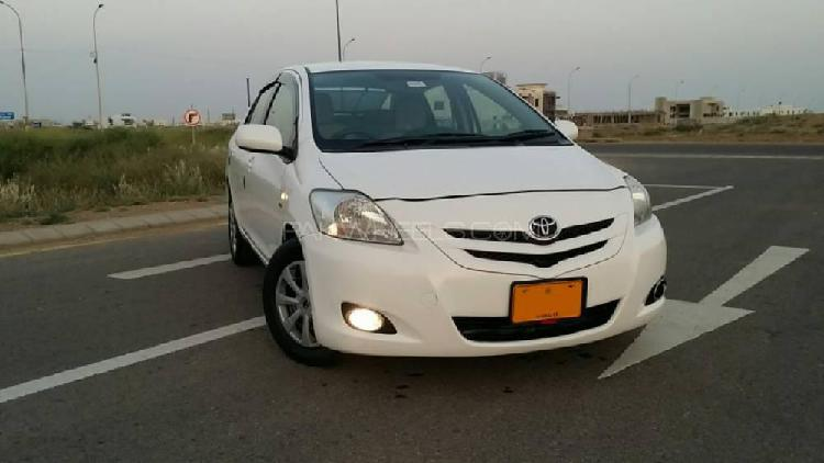 Toyota belta x business a package 1.0 2007