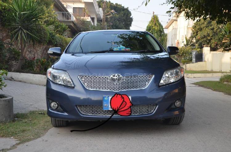 Toyota corolla altis cruisetronic 1.8 2008
